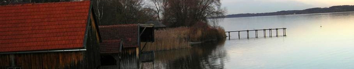 Utting am Ammersee, Sitz der Agentur Brigitte und Armin Klößel